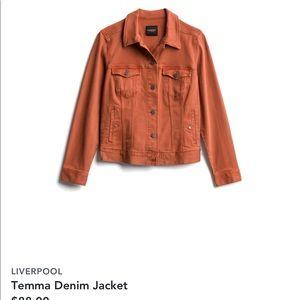 Liverpool Temma Denim Jacket